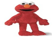 All of our Soft Toys Elmo Sesame Street,a charming red soft monster doll toy