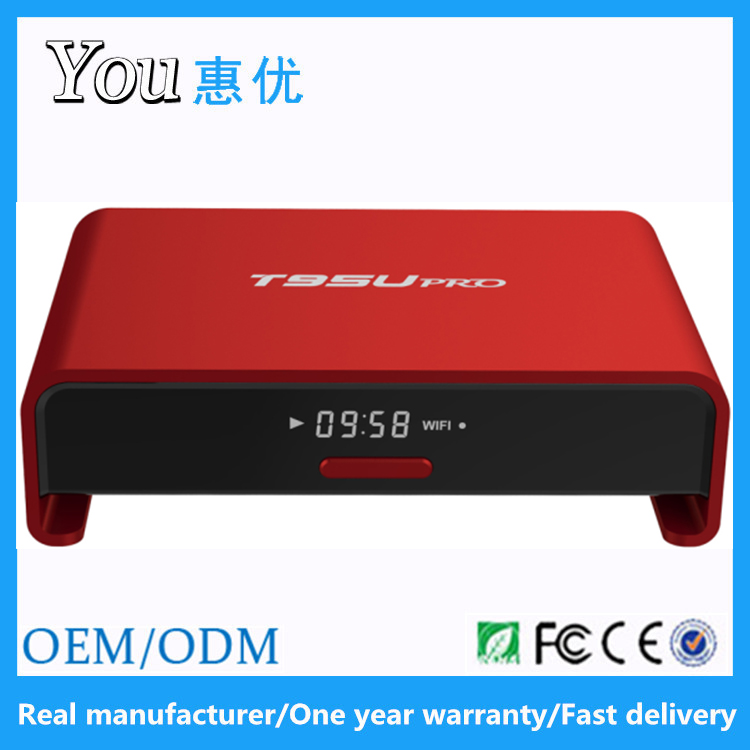 Huiyou Amlogic S912 octa core 3/32G T95Upro netflix tv android tv box