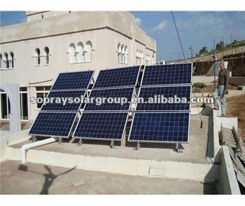 Hot Selling 800w Stand Alone Mobile Solar Power Pv System