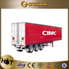 CIMC container semi-trailer 20ft water tank trailer for tractor