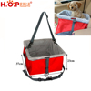 Pet Car Booster Seat Carrier,Portable Foldable Pet Car Seat Cover Carrier with Seat Belt for Dog Cat Puppy