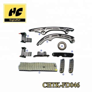 Timing chain tensioner set used for Ford