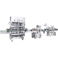 Ben Pack direct price customized automatic nail polish 2 heads filling machine e liquid filling production line