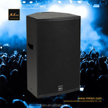 Neodymium speaker, 15 inch passive 2-way full range loudspeaker, stage monitors