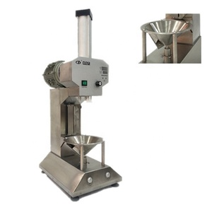 Automatic green coconut peeling / trimming machine
