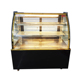 Table Top Cake Chiller Display Showcase Freezer For Bakery