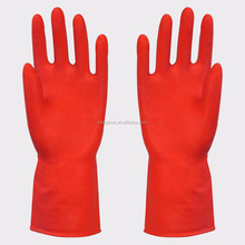 household cleaning disposable powder free latex exam gloves