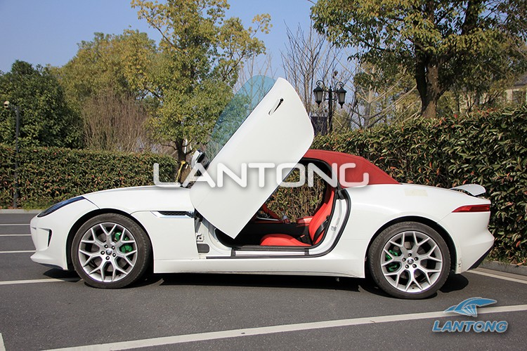 Factory Direct Sales The Newest Lambo Door Kit For Jaguar F-type ...