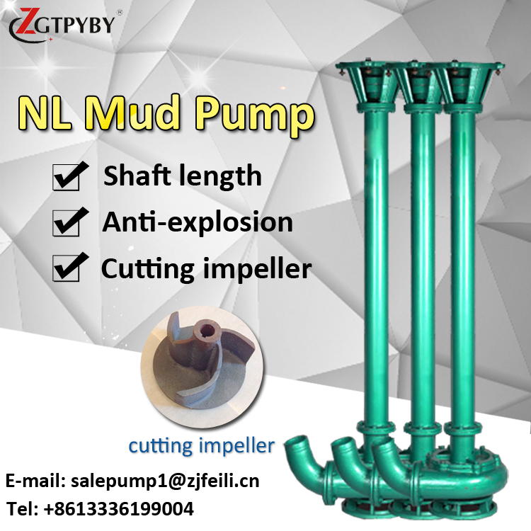 1.5kw pump to suck mud and sand submersible sewage mud pump for sale vertical mud pump