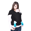 Super soft and comfortable baby wrap carrier cotton sling