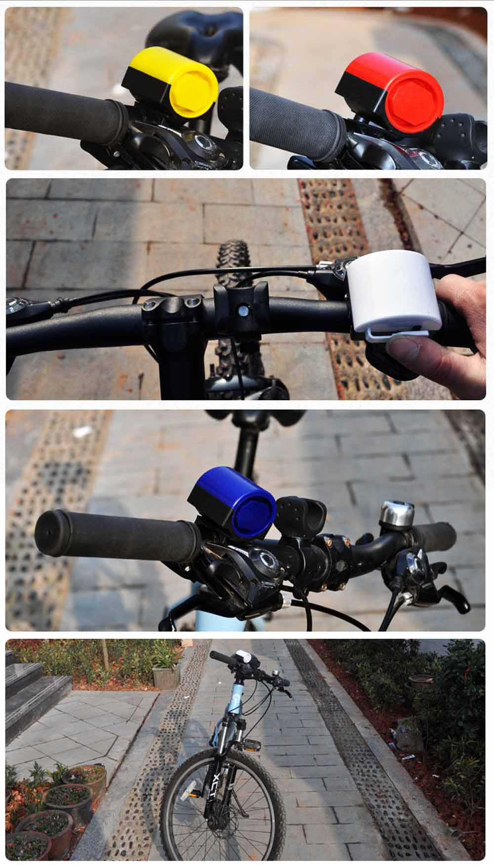 New Arrival Safety Multi-color Popular Electric Bicycle Bell with Promotion