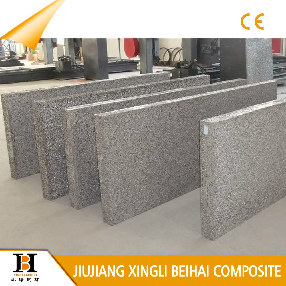 Aluminum Foam Pane for Railway Carriage Flooring and Wall