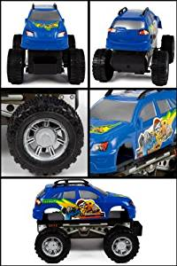 Hot Rider Blue Winner 1:24 RTR Electric RC Truck
