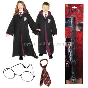 Cosplay Party Harry Potter Halloween Costumes For Kids Costumes