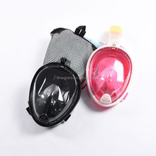 Aspero customized Scuba Diving Equipment underwater snorkel mask 2018 Newest Snorkeling Mask set