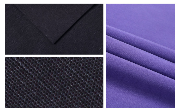 High quality brand new fashion plain tencel rayon dress fabric