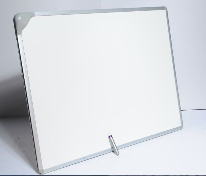 white painted magnetic <strong>steel</strong> for magneting wall whiteboards