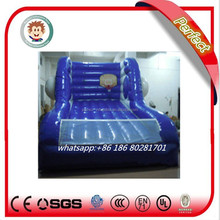 Inflatable basketball court, inflatable interactive adult game, inflatable games for adults