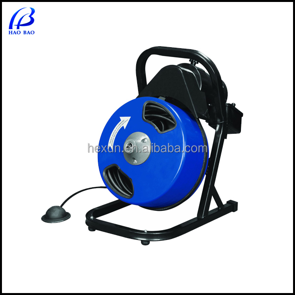 1 2 Inch By 50 Feet Compact Electric Drum Auger Snake