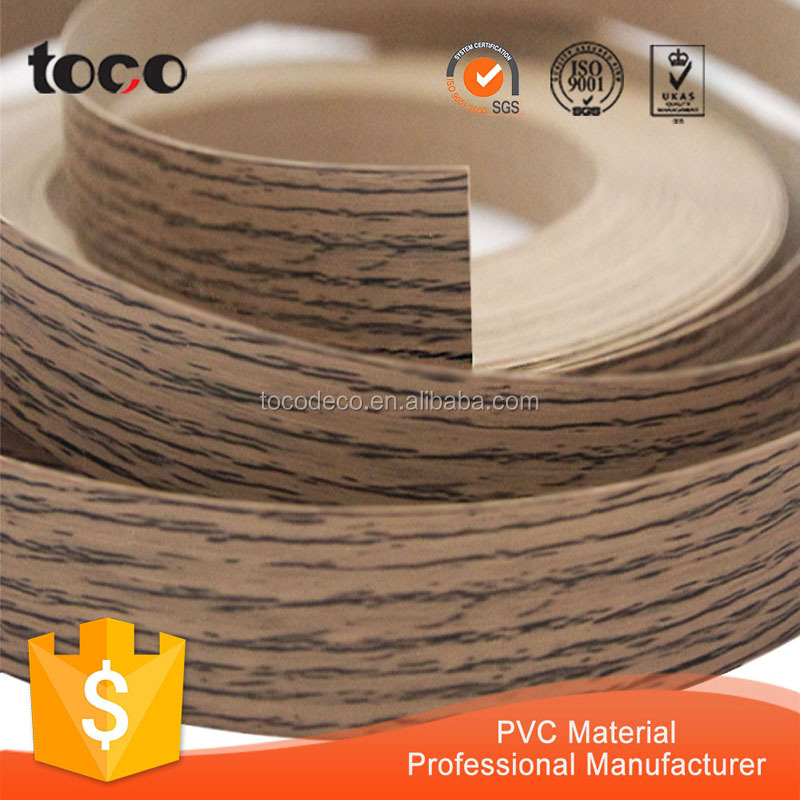 Edge banding suppliers australia PVC wood grain