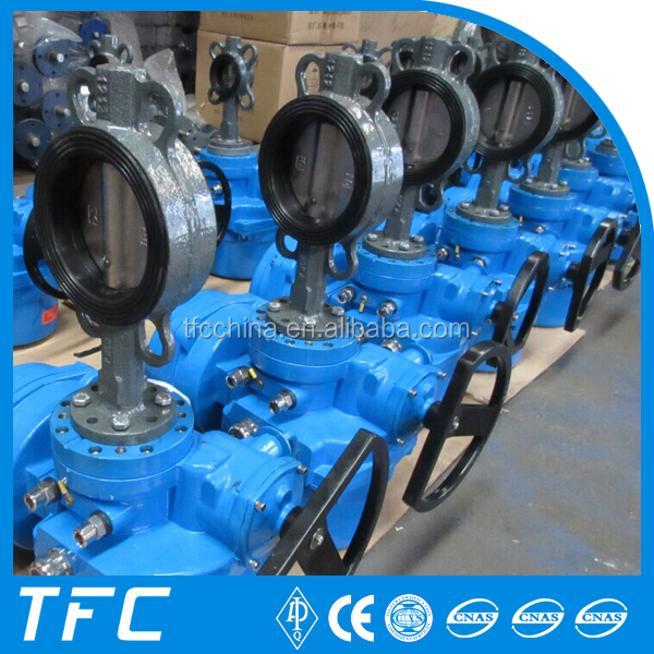 on off type motor operated butterfly valve