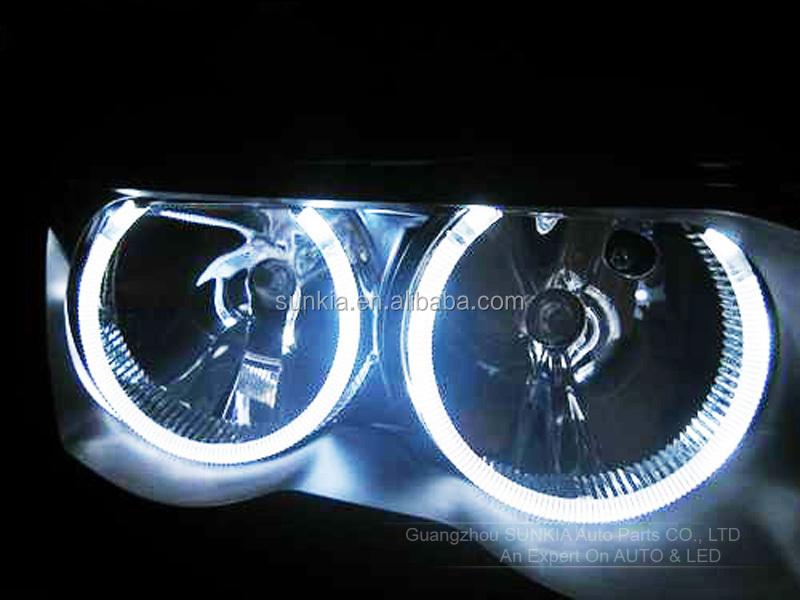 Super Bright Universal 60mm Led Cob Angel Eye Drl Angel Eye ...