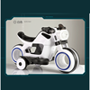 Motorcycles For Kids Riding Ride On Motorcycle 3 Wheels Toy 6v Operated
