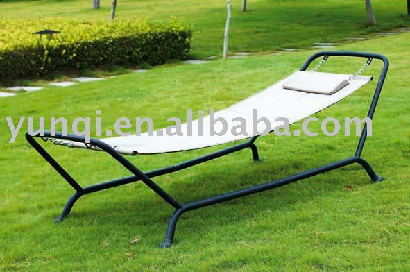 folding hammock buy hammock with metal frameoutdoor furniturehanging bed product on alibabacom