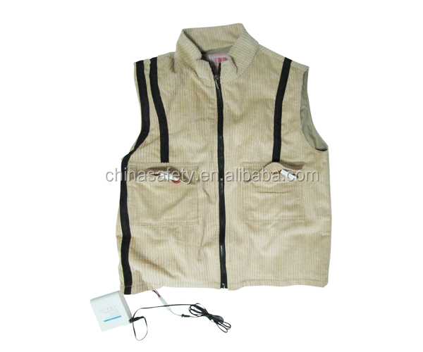 SLA-EHG-01 electric heating garment safety working clothes workwear jacket