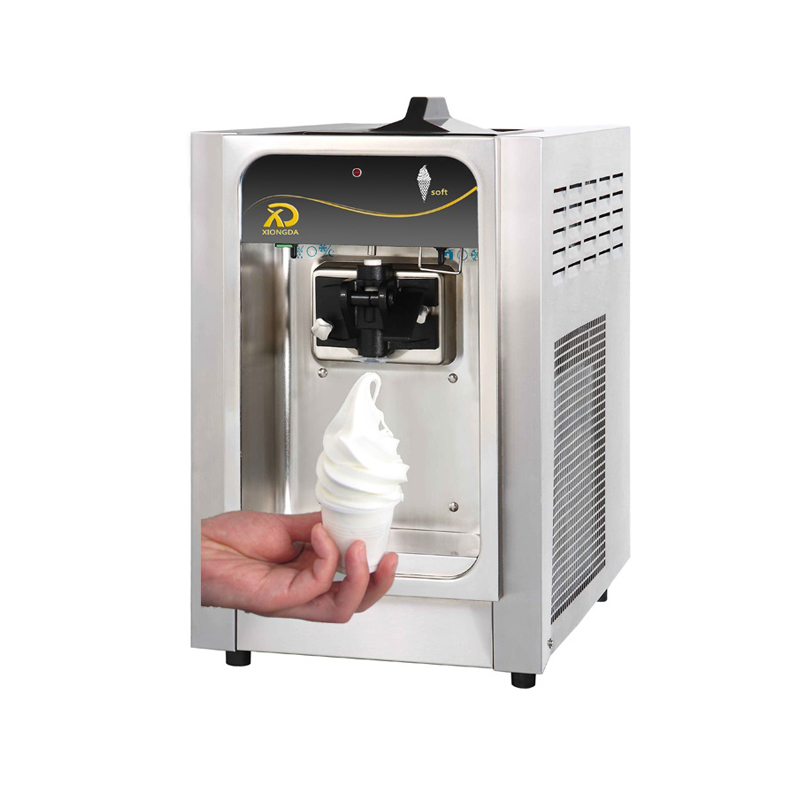 6218 Single Flavor UL NSF commercial soft <strong>ice</strong> <strong>cream</strong> <strong>machine</strong> for sale