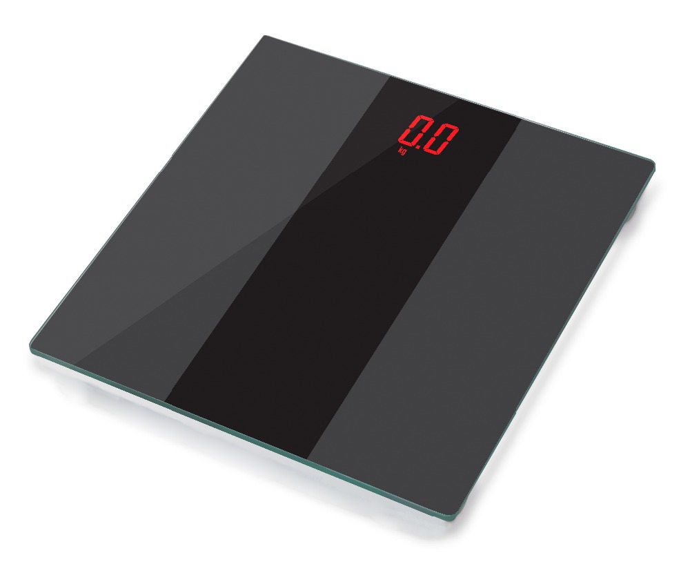 2015 best selliing bathroom personal scale with LED display
