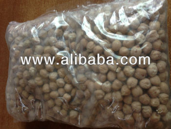 7-7.5 Mm Double-sortexed Grade A Kabuli Chickpeas