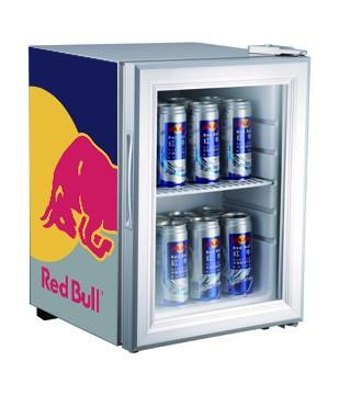 Bar Fridge With Freezer Glass Door