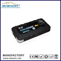 Starter Battery + Compressor.400 amp peak for a wide range of vehicle sizes