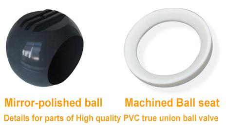 Banjo polypropylene ppr pp plastic ball valve