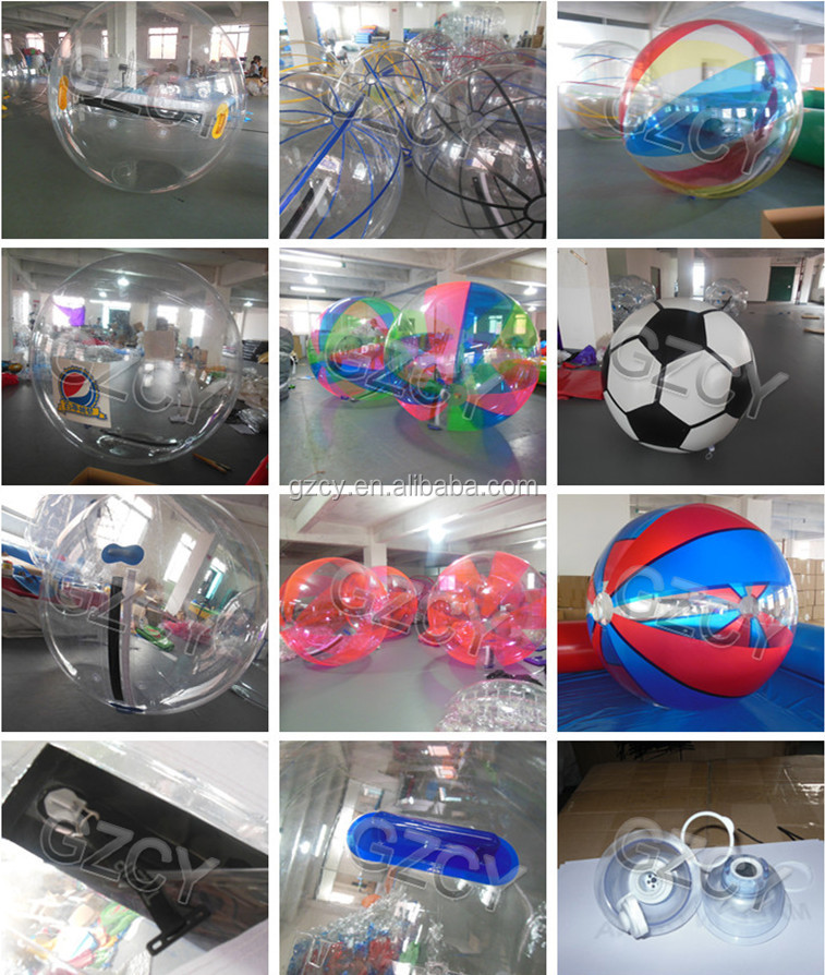 Inflatable Water Walking Ball Rental Crazy Inflatable Sports Games Water Toys