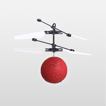Flying Ball Drone Helicopter Toy with Remote Control