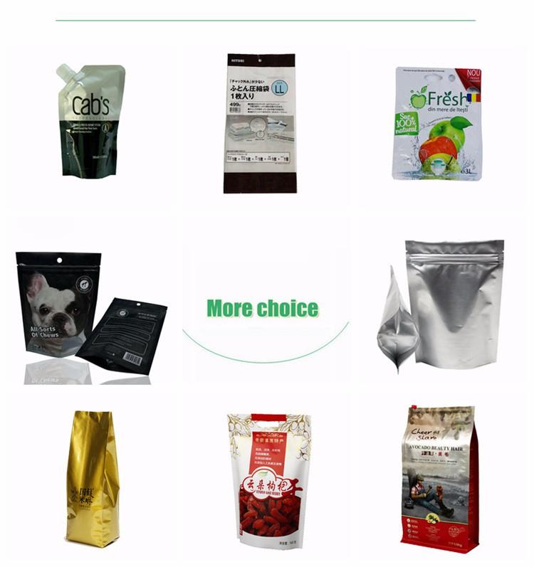 Wholesale Custom Printed Kraft Paper Lined Foil Tea Bag/ Stand Up ...