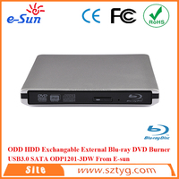 E-sun Brand New & Original 12.7mm USB 3.0 Blue Ray DVDRW/ DVD COMBO / CD RW Drive sata hard drives/DVD burner