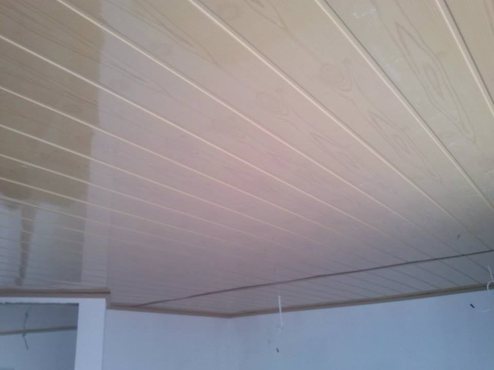 Pvc tavan pvc tavan paneli pvc tavan kurulu fiyat kapal - Falsos techos pvc ...
