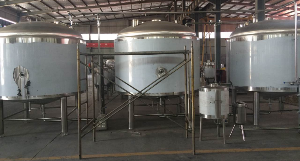 5000L beer factory equipment systems for beer craft
