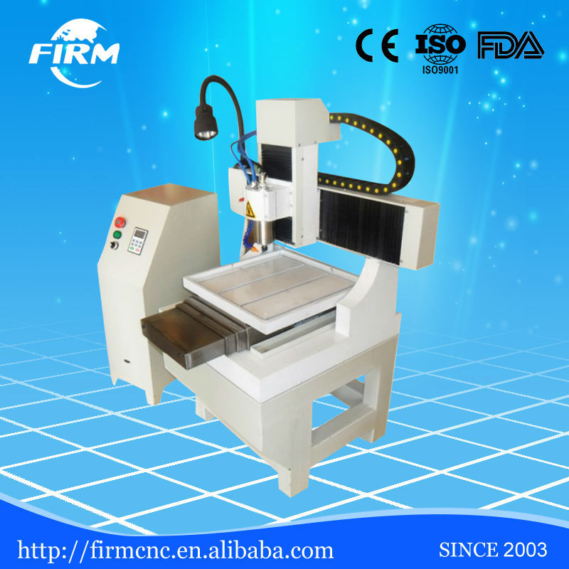 600mm*500mm cnc metal mold machine for Metals, advertisement, furniture, decorat