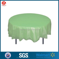 Fathers Day party supplies 84 round disposable tablecloth