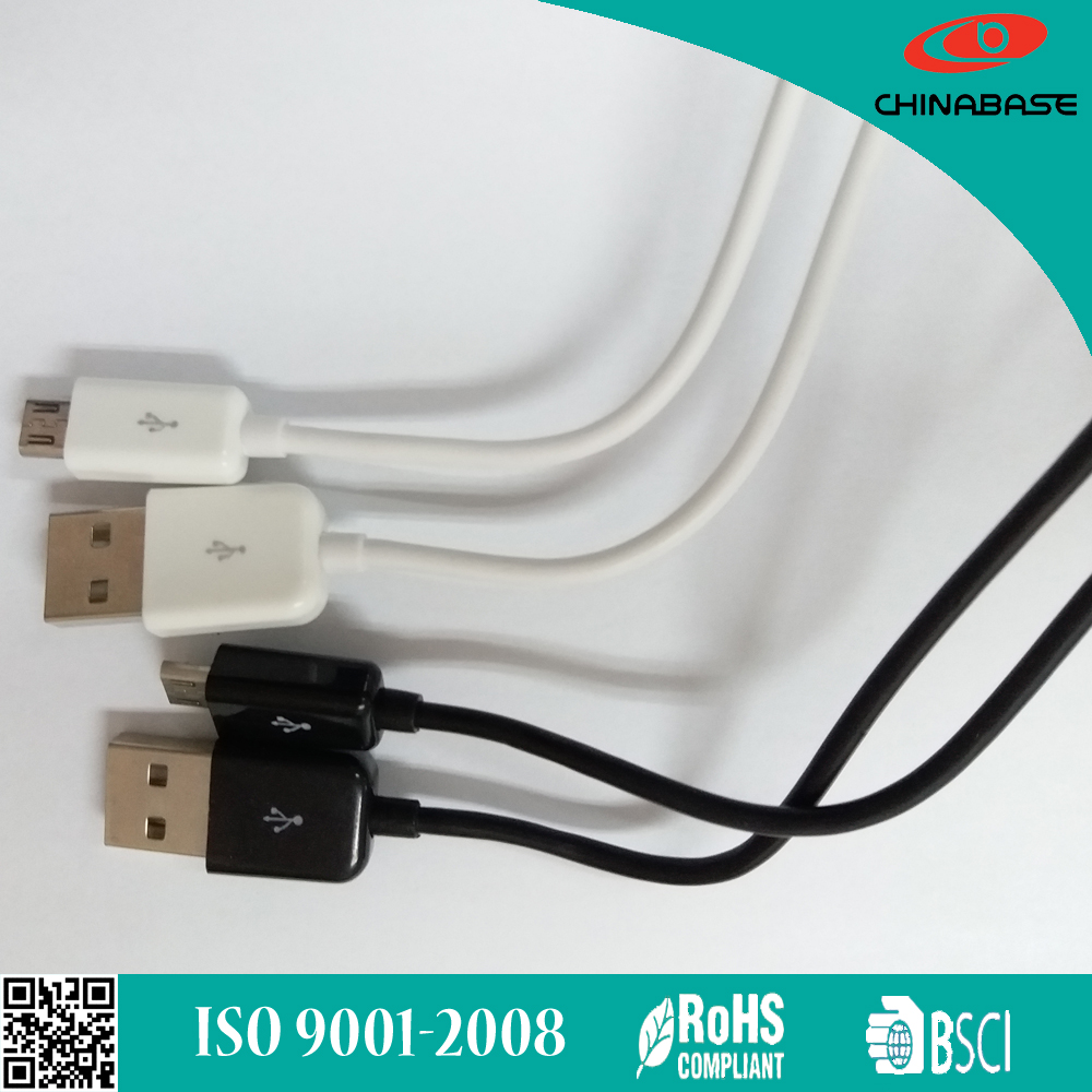 Factory price For Samsung Colorful Micro USB Cable