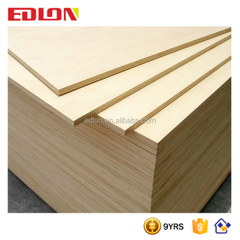 Edlon Wood Products 4 * 8 18mm finnish baltic russian birch bulk plywood suppliers prices