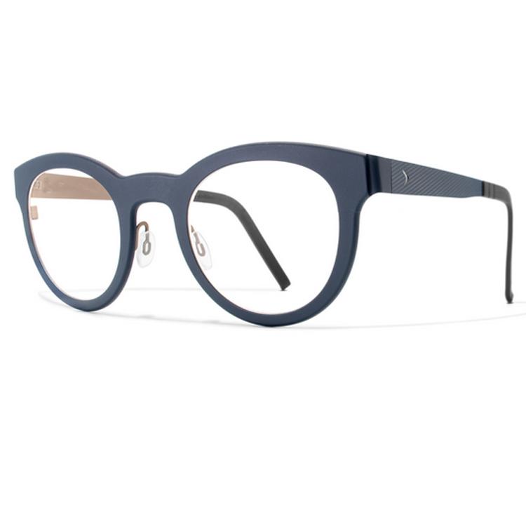Round Pure Titanium Blue Moon Eyeglass Frames - Buy Blue Moon ...