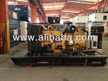 Generator Caterpillar Olympian Geh175 - Buy Cat Generator Diesel Product on  Alibaba com