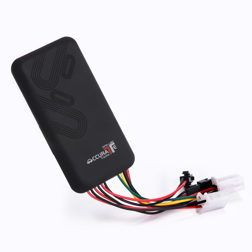 GPS Tracker SMS/GSM/GPRS Tracking Device Locator Remote Control for Car Motorcycle Vehicle Scooter