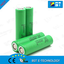 News!!!Sumsung INR 18650-25R li-ion battery 2500mah 18650-25R for sumsung 25R