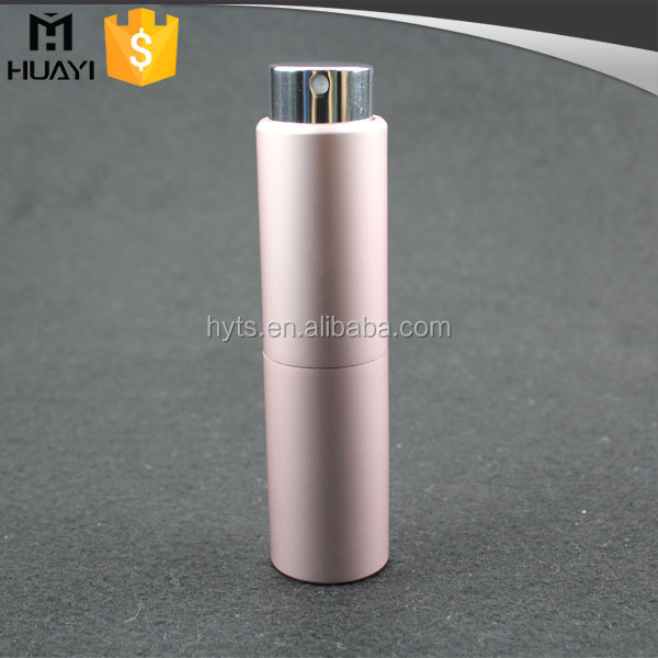 Hot Selling High Quality 10ml Aluminum Perfume Atomizer for perfume